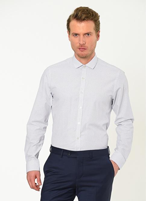 Altınyıldız Classics Uzun Kollu Gömlek Beyaz